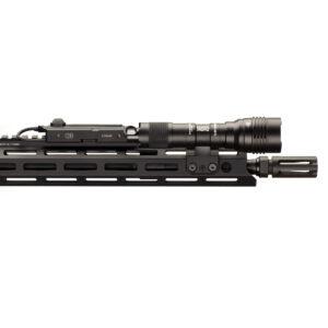 LCS Streamlight Black on Rail