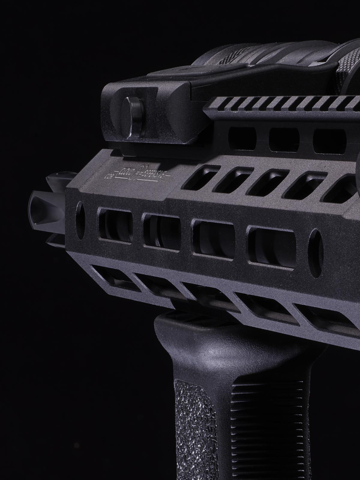 Cloud Optimized Rail M-LOK