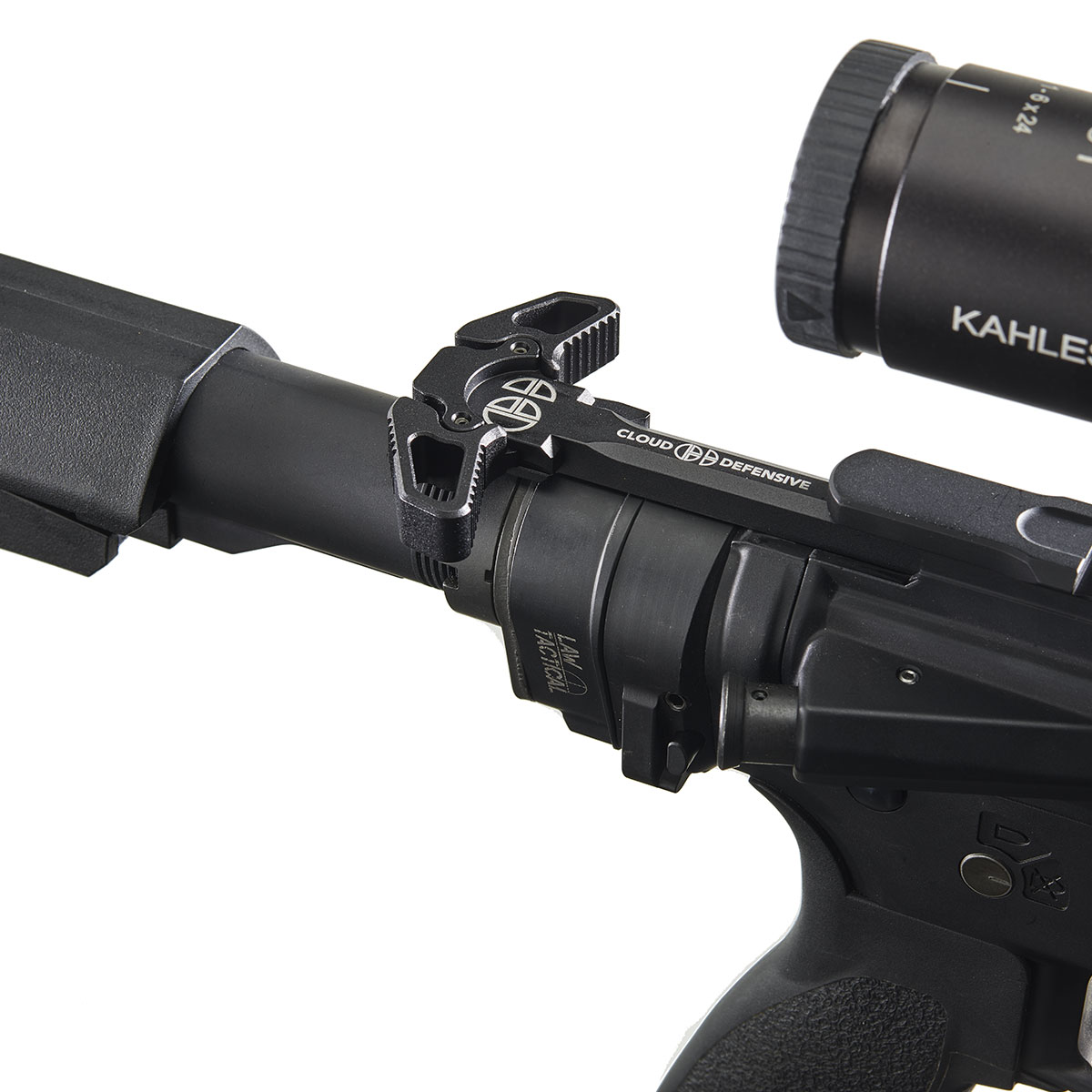 Radian Weapons Charging Handle Black Half