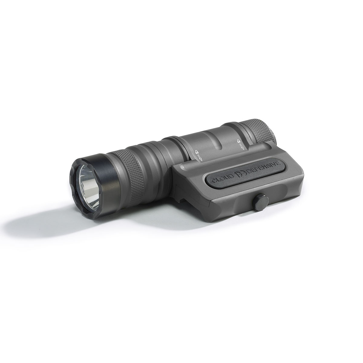Optimized Weapon Light Urban Grey Front