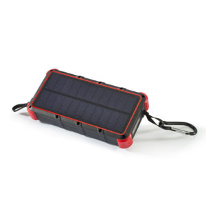 Cloud Defensive Outxe Solar Charger Front Angle