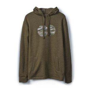 Cloud Defensive Sweatshirt ODG Front