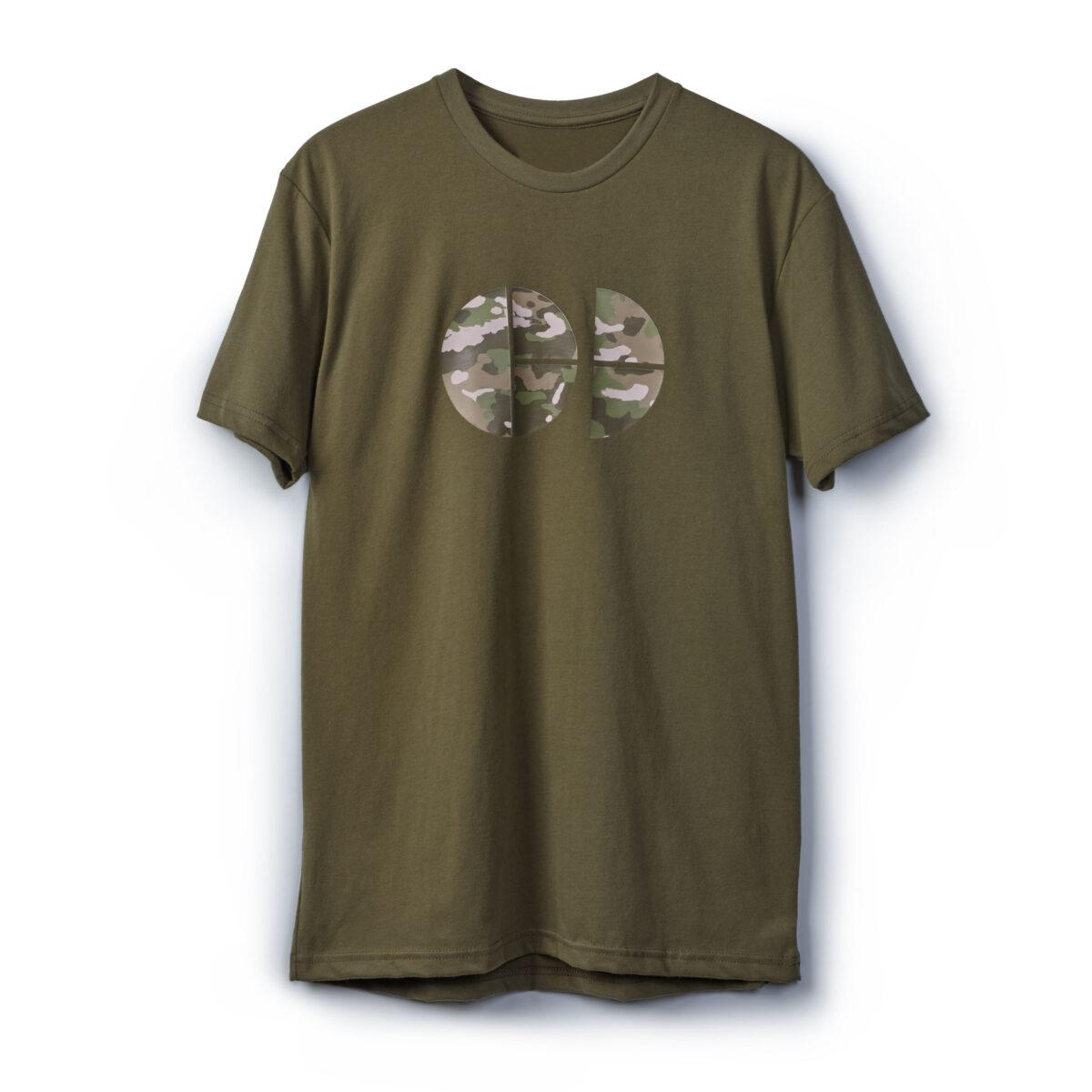 Cloud Defensive T-shirt ODG Front